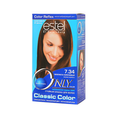 ������ ��� ����� Estel Professional Only Color 7.34 (���� 7.34 ���������-����������)