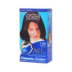 Краска для волос Estel Professional Only Color 7.84 (Цвет 7.84 Баклажан variant_hex_name 2C082C)