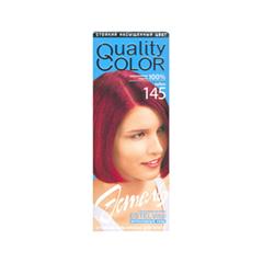 Краска для волос Estel Professional Стойкая крем-краска Vital Quality Color 145 (Цвет 145 Рубин variant_hex_name 9C2F40)