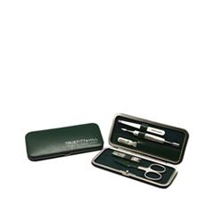 Инструменты для маникюра и педикюра TruefittHill Набор Burlington 5 Piece Green (Цвет Green  variant_hex_name 203009)