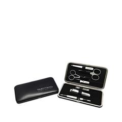 Инструменты для маникюра и педикюра TruefittHill Набор Burlington 7 Piece Black (Цвет Black variant_hex_name 131217)