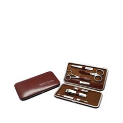 Инструменты для маникюра и педикюра TruefittHill Набор Burlington 7 Piece Tan (Цвет  Tan variant_hex_name A44020)