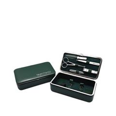 Инструменты для маникюра и педикюра TruefittHill Набор Burlington Travel Box Green (Цвет Green variant_hex_name 21310A)