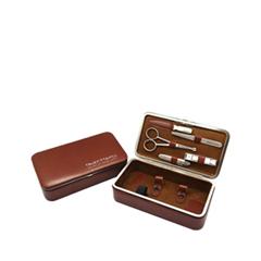 Инструменты для маникюра и педикюра TruefittHill Набор Burlington Travel Box Tan (Цвет Tan variant_hex_name A23F20)