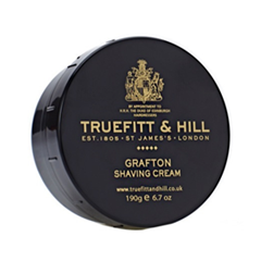 Для бритья Truefitt&Hill Grafton Shaving Cream (Объем 190 г) truefitt