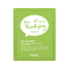 �������� ����� Skin79 AC Calming Mask Sheet (����� 23 ��)