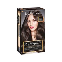 Краска для волос L'Oreal Paris Pr?f?rence 4.01 (Цвет 4.01 Париж Глубокий каштан)
