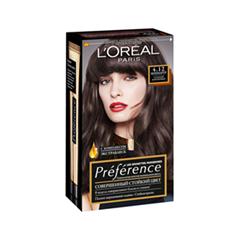 Краска для волос L'Oreal Paris Pr?f?rence 5.21 (Цвет 5.21 Нотр-Дам Глубокий светло-каштановый)