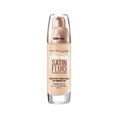 ��������� ������ Maybelline New York Dream Satin Fluid 001 (���� 001 ������-�������)
