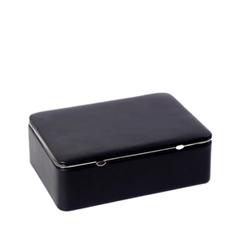Для мужчин Truefitt&Hill Шкатулка Black Leather Box Shoe Kit для мужчин truefitt
