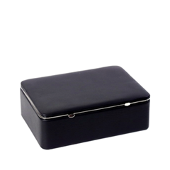 Для мужчин Truefitt&Hill Шкатулка Black Leather Box Shoe Kit