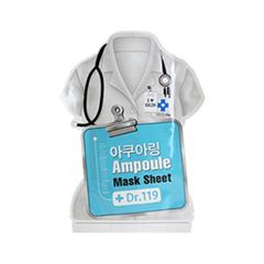 �������� ����� Baviphat Dr.119 Aquaring Ampoule Mask Sheet (����� 25 ��)