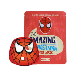 Тканевая маска Baviphat Dr.119 The Amazing Spiderman Pore Mask (Объем 25 мл)
