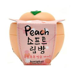 Бальзам для губ Baviphat Peach Soft Lip Balm (Объем 6 г)