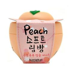 ������� ��� ��� Baviphat Peach Soft Lip Balm (����� 6 �)