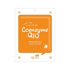 Тканевая маска Mj Care Coenzyme Q10 Mask (Объем 22 г)
