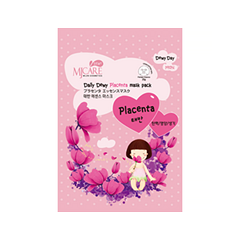 �������� ����� Mj Care Daily Dewy Placenta Mask Pack (����� 25 �)