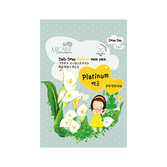 �������� ����� Mj Care Daily Dewy Platinum Mask Pack (����� 25 �)