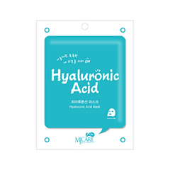 Тканевая маска Mj Care Hyaluronic Acid Mask (Объем 22 г)