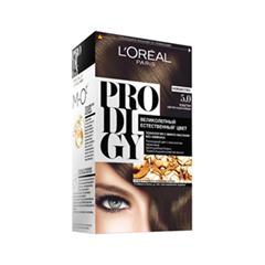 Краска для волос L'Oreal Paris Prodigy 5.0 (Цвет 5.0 Каштан variant_hex_name 231B23)