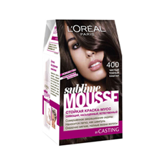 ������ ��� ����� L'Oreal Paris Sublime Mousse 400 (���� 400 ������ ������ ������)