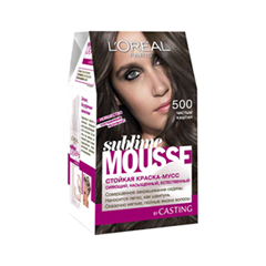 ������ ��� ����� L'Oreal Paris Sublime Mousse 500 (����  500 ������ ������)