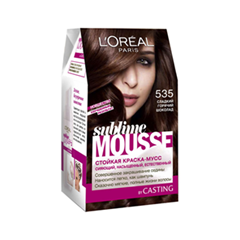 ������ ��� ����� L'Oreal Paris Sublime Mousse 535 (���� 535 ������� ������� �������)