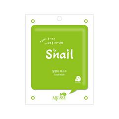 �������� ����� Mj Care Snail Mask (����� 22 �)