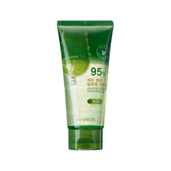 Гель The Saem Jeju Fresh Aloe Soothing Gel 95% (Объем 120 мл)