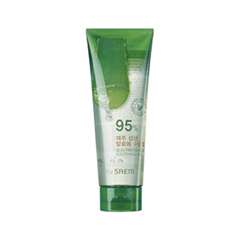 Гель The Saem Jeju Fresh Aloe Soothing Gel 95% Tube (Объем 250 мл)