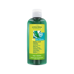 Лосьон для тела Logona Daily Care Body Lotion Organic Aloe + Verbena (Объем 200 мл)