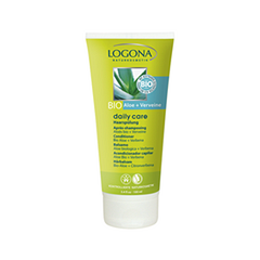 Кондиционер Logona Hair Conditioner Organic Aloe + Verbena (Объем 100 мл)