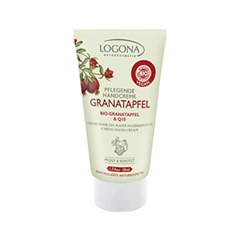Крем для рук Logona Pomegranate Hand Cream + Q10 (Объем 50 мл)