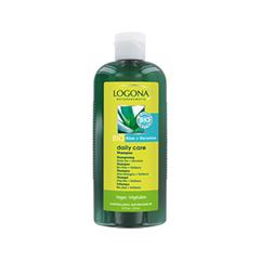 Шампунь Logona Daily Care Shampoo Organic Aloe + Verbena (Объем 250 мл)