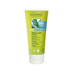 Гель для душа Logona Daily Care Shower Gel Organic Aloe + Verbena (Объем 200 мл)