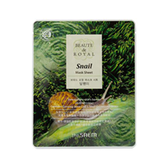 ������������ ����� The Saem Beaute de Royal Mask Sheet-Snail (����� 20 ��)