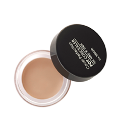 Консилер The Saem Cover Perfection Pot Concealer 01 (Цвет 01 Clear Beige variant_hex_name D2AB8A)