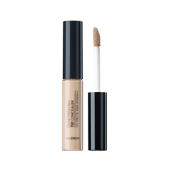 Консилер The Saem Cover Perfection Tip Concealer 01 (Цвет 01 Clear Beige variant_hex_name F9E7D1) консилер the saem cover perfection tip concealer 02 цвет 02 rich beige variant hex name e3c69d