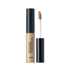 Консилер The Saem Cover Perfection Tip Concealer 02 (Цвет 02 Rich Beige variant_hex_name E3C69D)