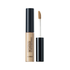 Консилер The Saem Cover Perfection Tip Concealer 1.5 (Цвет 1.5 Medium Beige variant_hex_name E4CCA9)