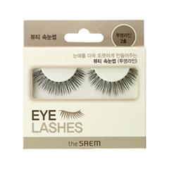 ��������� ������� The Saem Eyelash Clear Line 2 (���� 02)