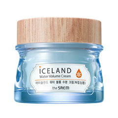 Крем The Saem Iceland Hydrating Water Volume Cream. For Combination Skin (Объем 80 мл)