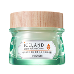 Крем The Saem Iceland Hydrating Water Volume Cream. For Oily Skin (Объем 80 мл)