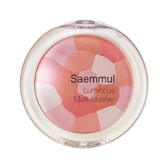 Румяна The Saem Saemmul Luminous Multi-Blusher (Цвет Multi-Blusher variant_hex_name DB8C7F)