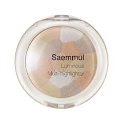 ��������� The Saem Saemmul Luminous Multi-Highlighter 02 (���� 02 Gold Beige)