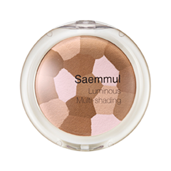 Бронзатор The Saem Saemmul Luminous Multi-Shading (Цвет Multi-Shading variant_hex_name B07F5F) гелевый тинт для губ the saem saemmul jelly candy tint