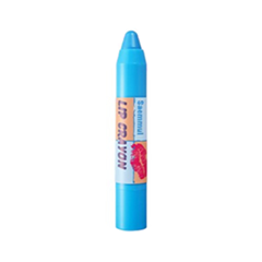 Карандаш для губ The Saem Saemmul Tint Lip Crayon 03 (Цвет 03 Get Your Eco Blue variant_hex_name EFBEF5)
