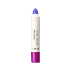 Карандаш для губ The Saem Saemmul Tint Lip Crayon 08 (Цвет 08 Cherry  Grape variant_hex_name EADDF9)