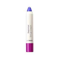 �������� ��� ��� The Saem Saemmul Tint Lip Crayon 08 (���� 08 Cherry & Grape)