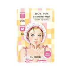 Маска The Saem Secret Pure Steam Hair Mask (Объем 5 г) икона янтарная богородица скоропослушница кян 2 305